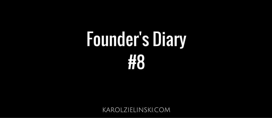 Founder's Diary #8 – Start&Grow and Squidility's blog
